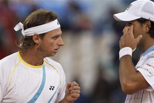 Davis: Argentina gana el dobles y sigue viva ante España