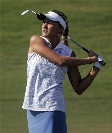 LPGA: Ochoa comparte liderato con jugadora amateur de 14 años