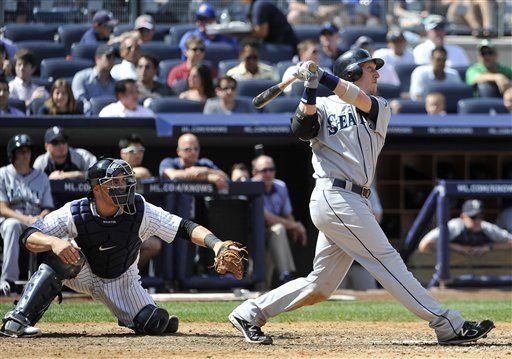 MLB: Marineros 9, Yanquis 2; Seattle rompe racha perdedora