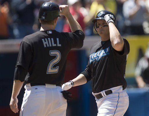 MLB: Azulejos 6, Reales 0