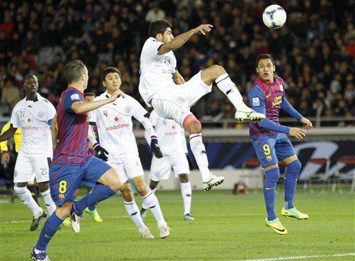 Clubes: Alexis Sánchez es duda por el Barsa para la final