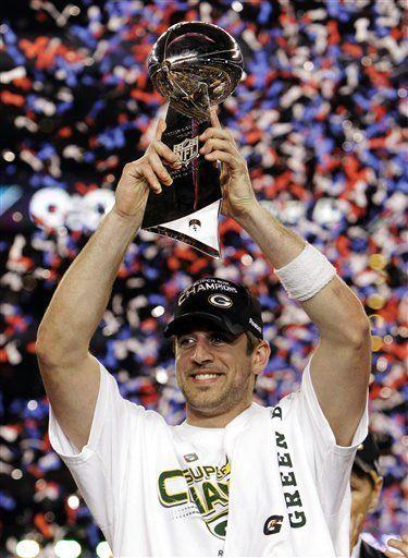 Rodgers es elegido Atleta del Año en EEUU