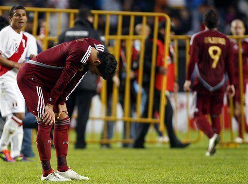 América: El cansancio mató a Venezuela, dice Farías
