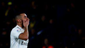 Benzema sufre una fractura en el meñique