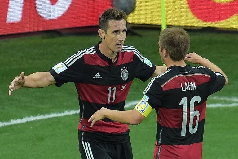 Miroslav Klose rompe récord como goleador en Mundiales