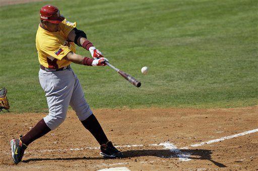 Clásico: Venezuela empata 4-4 con los Astros