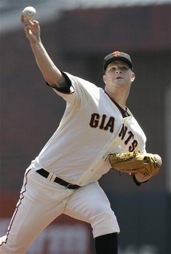 MLB: Gigantes 1; Nacionales; Cain lanza juego completo
