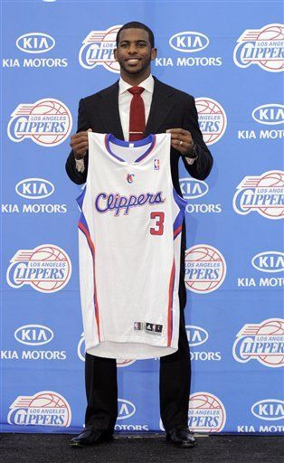 Llegada de Paul a Clippers levanta el ánimo a Chauncey Billups
