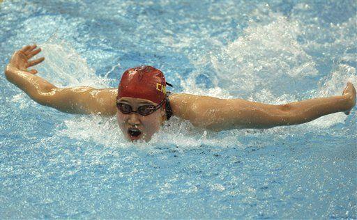 Sin Phelps, EEUU sufre una paliza en natación; bronce para Brasil