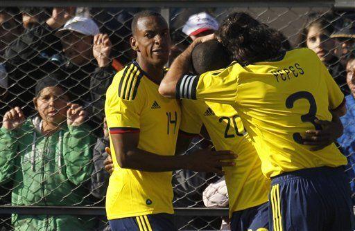 América: Colombia debuta con triunfo 1-0 sobre Costa Rica