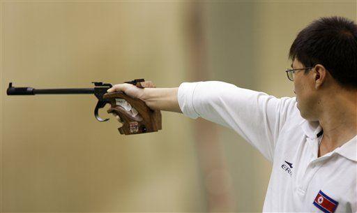 Medallista norcoreano en tiro da positivo por dopaje