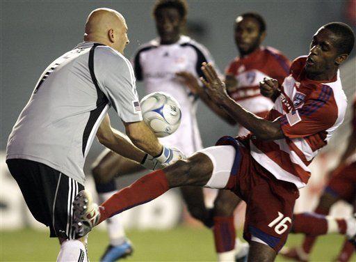 FC Dallas 1, Revolution 0, con gol de Cunningham