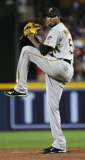 MLB: Piratas 3, Bravos 1; McDonald poncha a nueve rivales
