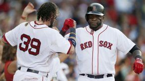Ortiz pega jonrón y Boston vence a Yanquis