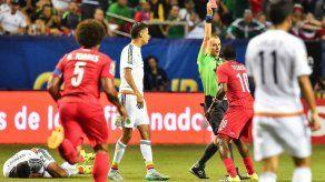 Árbitro Marc Geiger elimina a Panamá de la Copa Oro