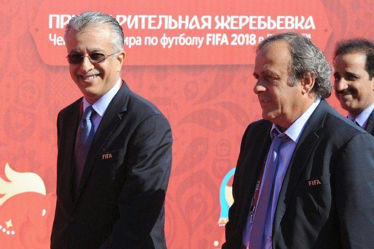 Platini declarará entre 16 y 18 de diciembre ante Comisión de Ética de FIFA