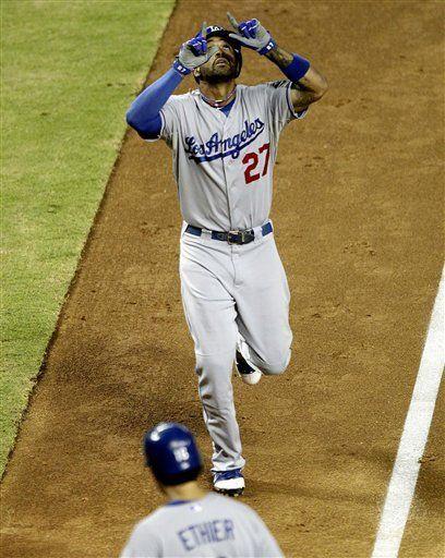 MLB: Dodgers 6, Diamondbacks 4; Kemp y Rivera pegan vuelacercas