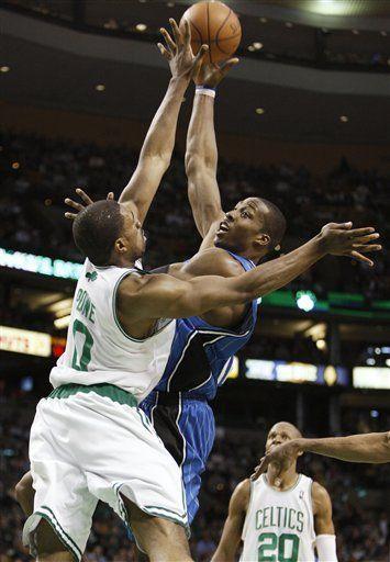 NBA: Magic 86, Celtics 79; Howard clave para Orland