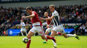 El Middlesbrough de Karanka sigue sin perder tras empatar ante West Bromwich