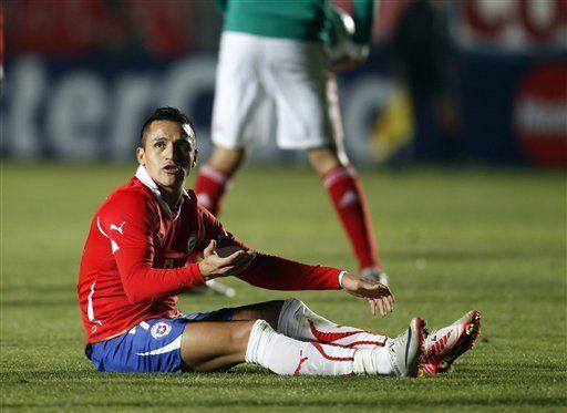 América: Sánchez se merece jugar en Barcelona, dice Isla