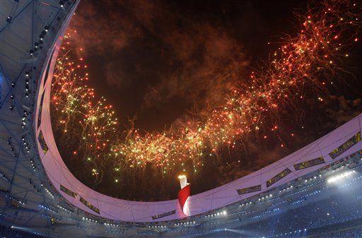 Termina la fiesta olímpica en Beijing