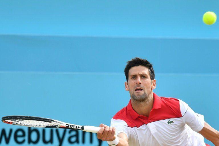 Djokovic disputará en Queens su primera final desde hace casi un año