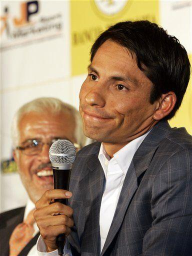Jefferson Pérez anuncia retiro y descarta enfermedades