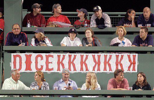 MLB: Medias Rojas 8, Medias Blancas 0; Matsuzaka, brillante
