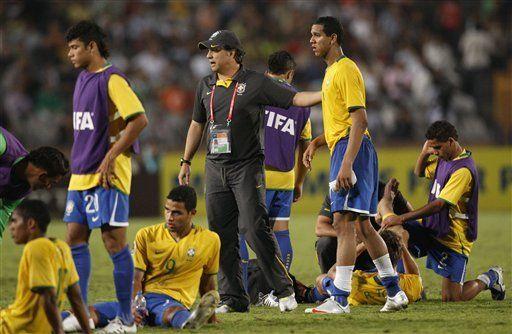 Sub20: Una tarea incompleta para Brasil