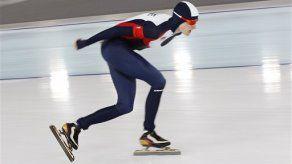 Checa Sablikova gana los 3.000 metros de patinaje