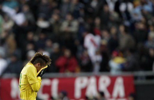 América: Neymar apenas cumple
