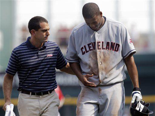 MLB: Indios 3, Rojos 1; Cleveland pierde a Carmona