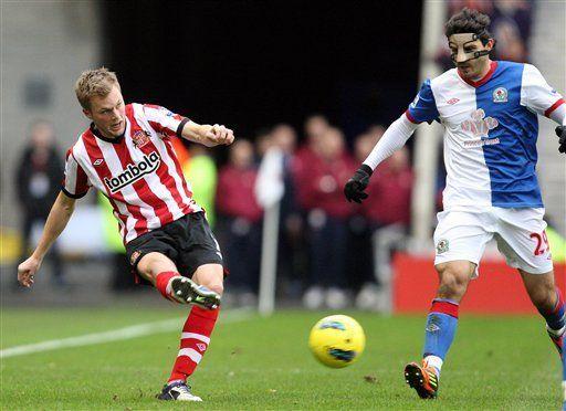 Larsson anota el gol del triunfo por Sunderland