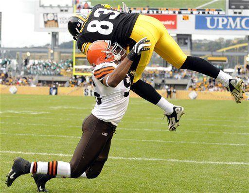 NFL: Steelers 27, Browns 14; Roethlisberger lanza para 417 yardas