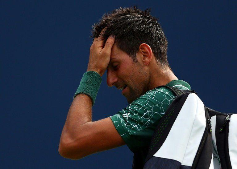 Nadal sufre para ganar a Wawrinka y Tsitsipas sorprende a Djokovic en Toronto