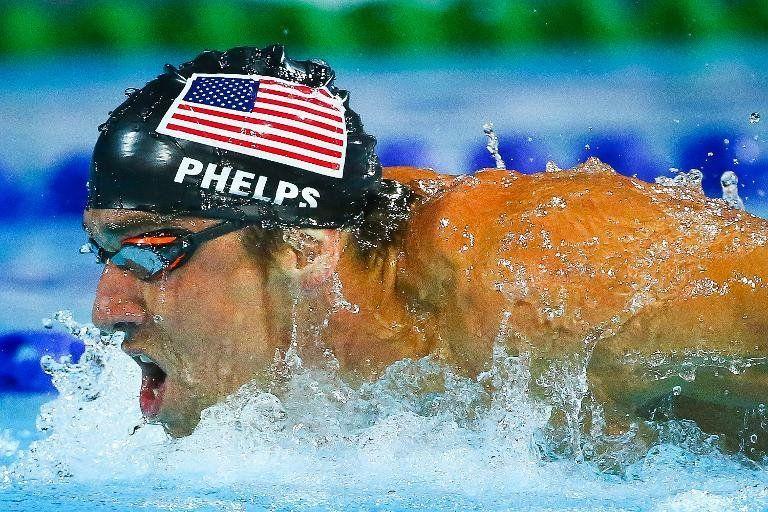 Michael Phelps volverá a competir en agosto 2015 en Francia