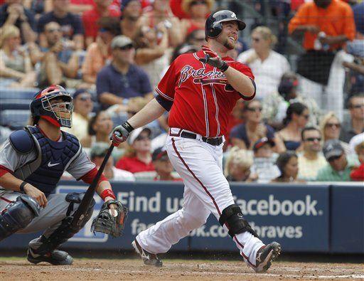 MLB: Bravos 9, Nacionales 8; Prado anota la carrera del gane