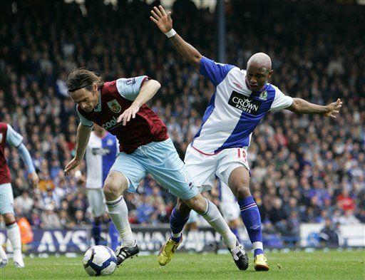 Blackburn derrota 3-2 al Burnley en la Liga Premier