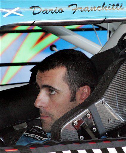 Franchitti dejará de correr en NASCAR, por falta de patrocinio