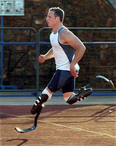 Corredor sin piernas podrá competir en eliminatorias de JJOO