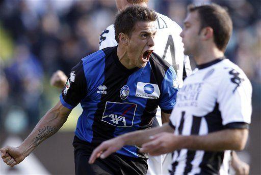 Argentino Denis, el inesperado goleador de Italia