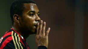 Robinho fue condenado a nueve años de prisión por violación en grupo