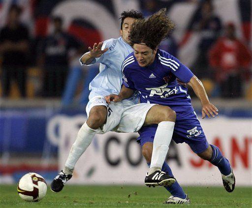 Libertadores: Universidad de Chile derrota 3-0 a Aurora