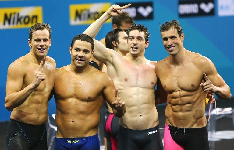 Brasil termina primera en el medallero del Mundial en piscina corta