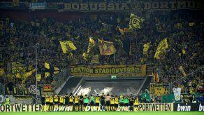 Borussia Dortmund supera con facilidad primera ronda de Copa alemana