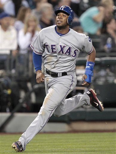 MLB: Rangers 4, Marineros 0; Lewis blanquea a Seattle 4-0