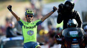 Contador se pone a punto en la París-Niza