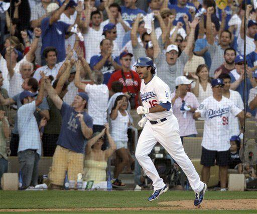 MLB: Dodgers 2, Filis 1; Filis pierden por errores