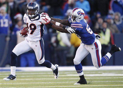 Broncos, Ravens y Falcons tienen ventajas para ir a playoffs