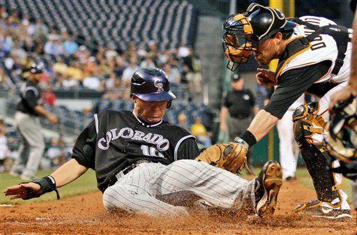 MLB: Rockies 7, Piratas 4; Cook llega a 14 victorias